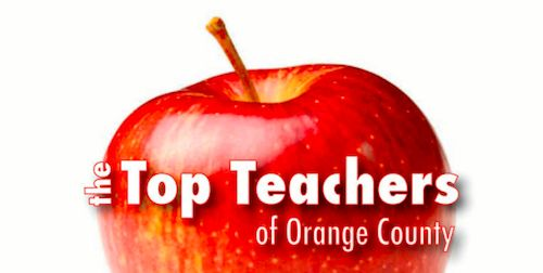 Two SVUSD Teachers are Top 25 Teachers of Orange County
