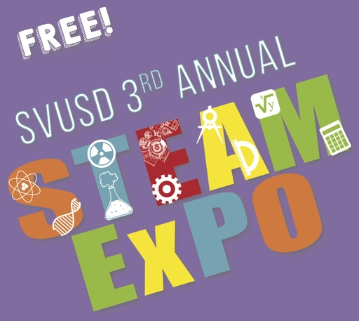 SVUSD STEAM EXPO