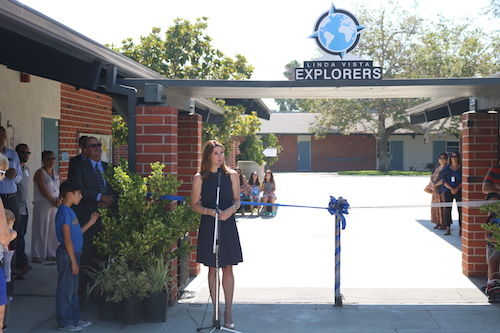 New Linda Vista IB Primary Years Program Magnet Elementary School Opens!