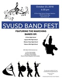 SVUSD Band Festival