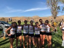 MVHS Girls Cross Country for the win
