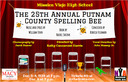 "Drama Presents ""The 25th Annual Putnam County Spelling Bee"""