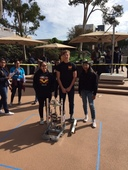 Engineering finishes in the top 15% at UCI Competition