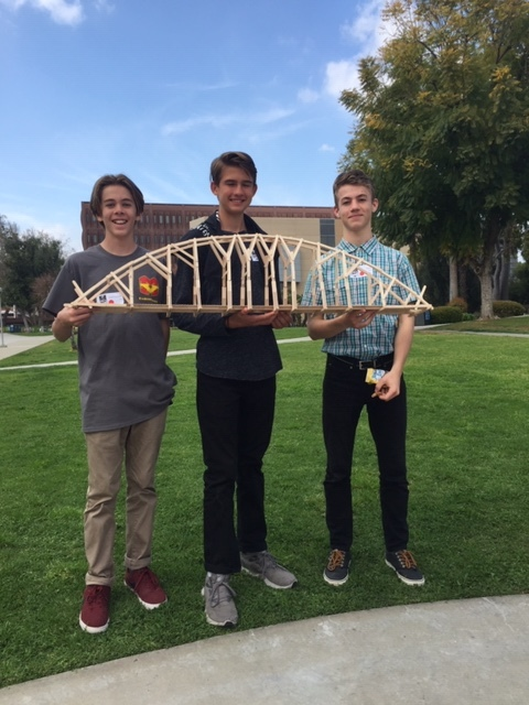 MVHS Engineering Win