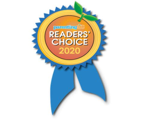 2020-2021 parentingOC Reader's Choice Awards