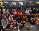 RSM Students Celebrate Halloween with a Community Partner