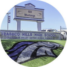 THHS marquee