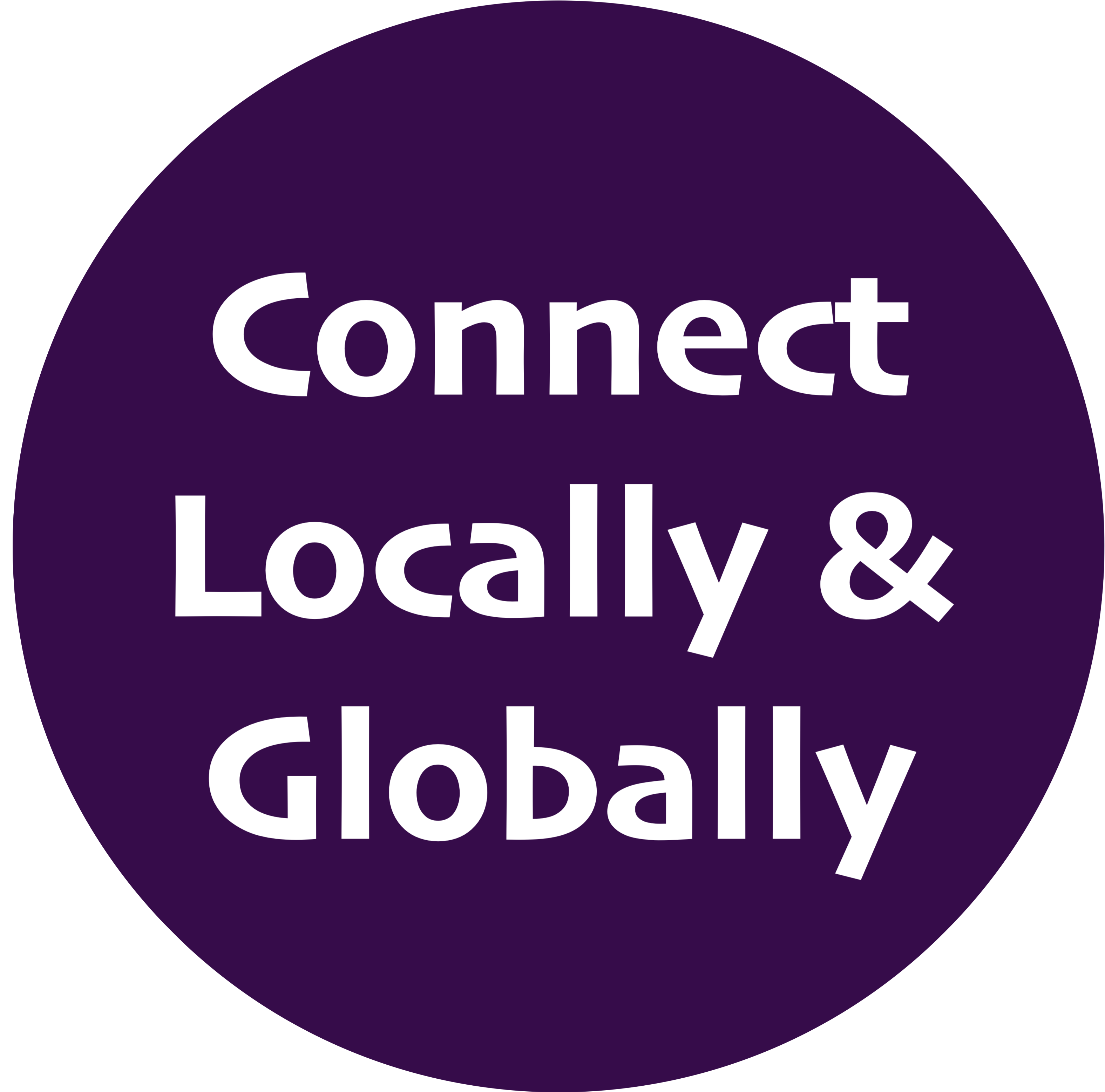 Connect Locally and Globally