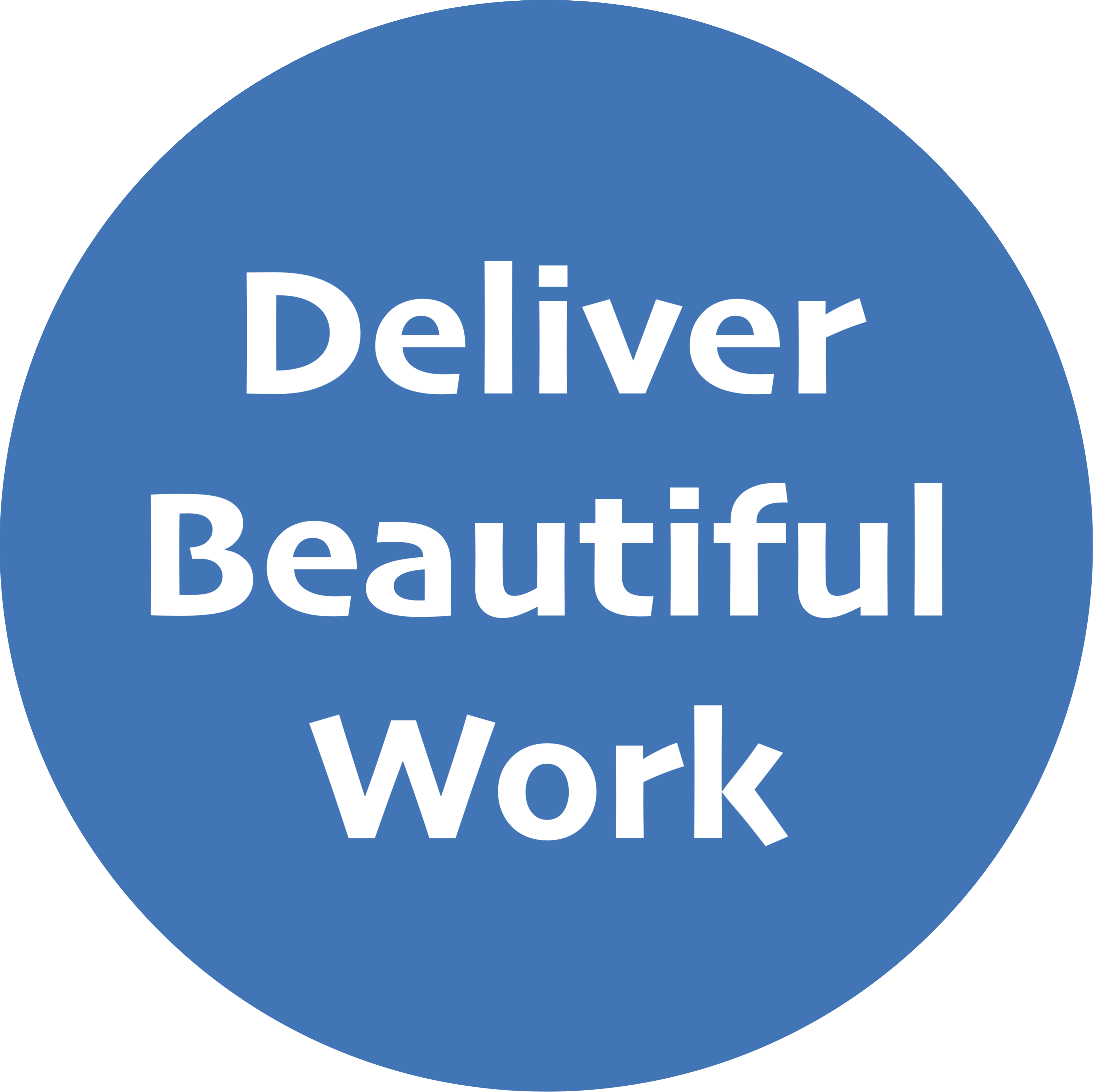 Deliver Beautiful Work