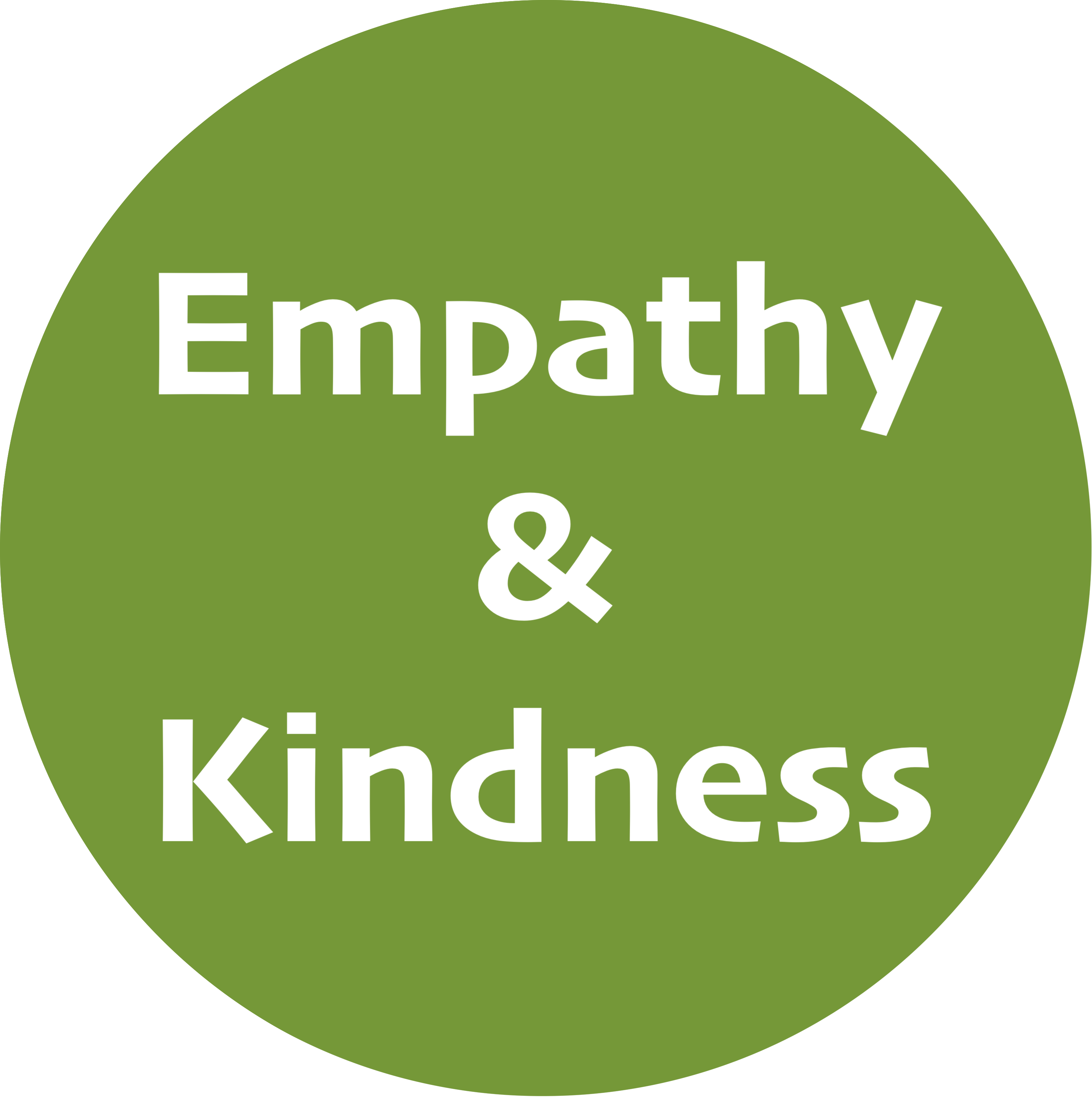 Empathy and Kindness