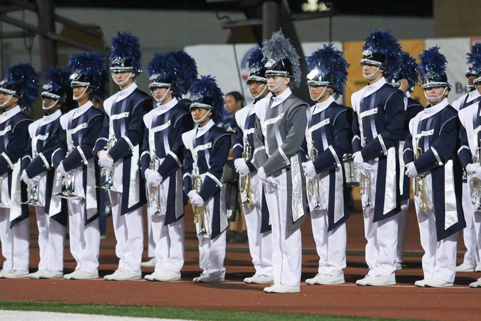 THHS Marching Band