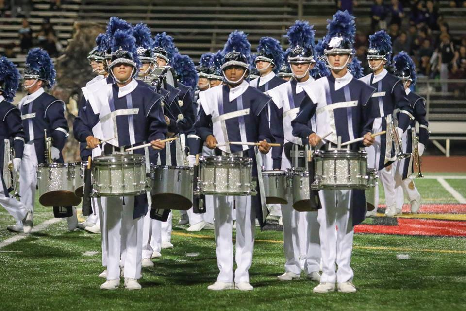 THHS Drum line