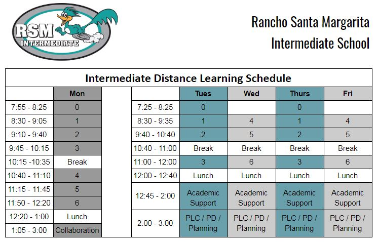 Calendar/Important Dates   Saddleback Valley Unified School District
